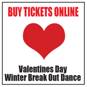 Valentines Dance Tickets